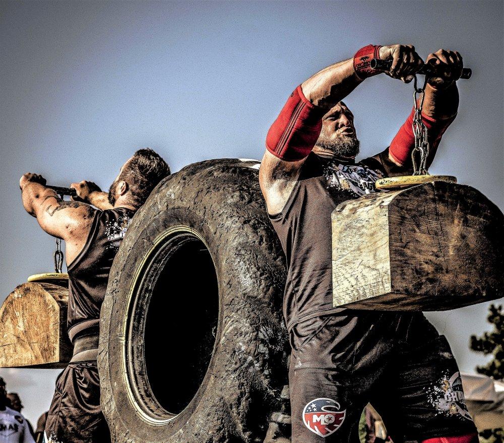 Alanya Strongman'a gelecek sporcular belli oldu!
