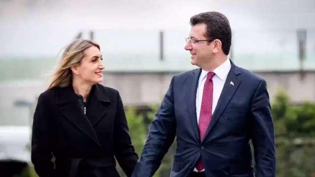 Ekrem İmamoğlu'nun eşi Dilek İmamoğlu: Arka planda kalmam, yapıma uymaz