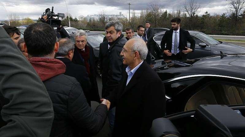 Saldırı sonrası Kılıçdaroğlu'ndan açıklama: Canımı vermeye hazırım, bir milim geri adım atmayacağım...