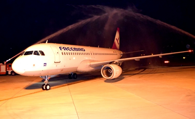 Estonya'dan GZP'ye ilk uçuş tamam...