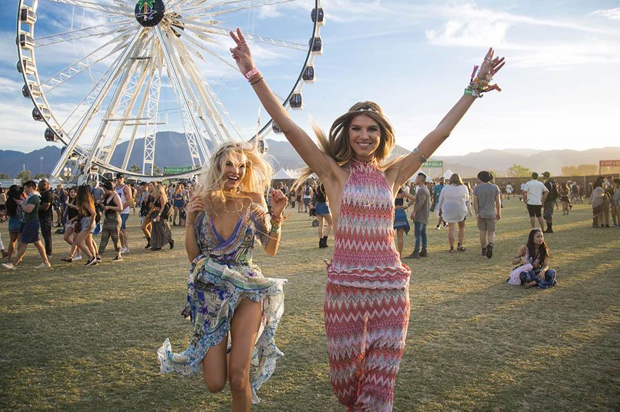 Ünlü isimler Coachella 2019'da