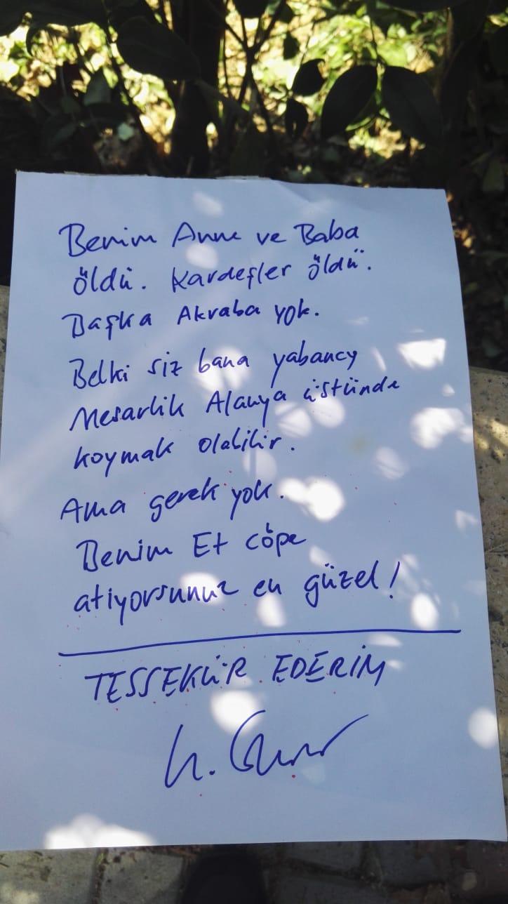 BİR ALMAN ÖLÜRKEN BİLE NEZAKETİNİ GÖSTERDİ...