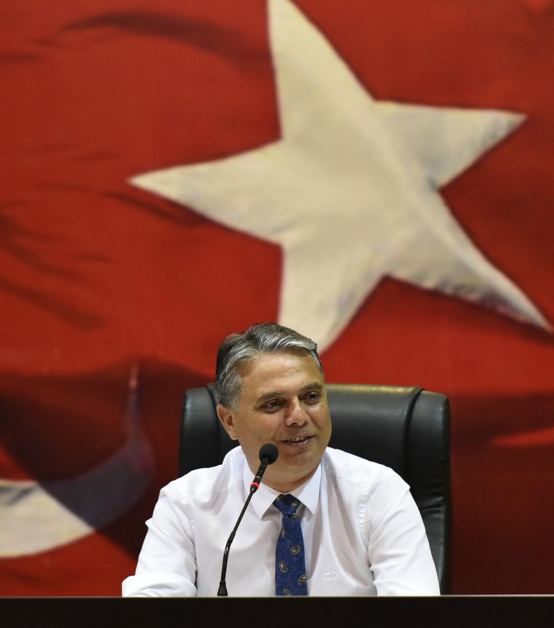 ANTALYA MURATPAŞA MUHTAR MECLİSİ TOPLANDI...