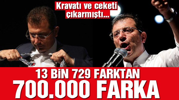 TEBRİKLER DEMOKRASİ SEVDALISI İSTANBUL HALKI...