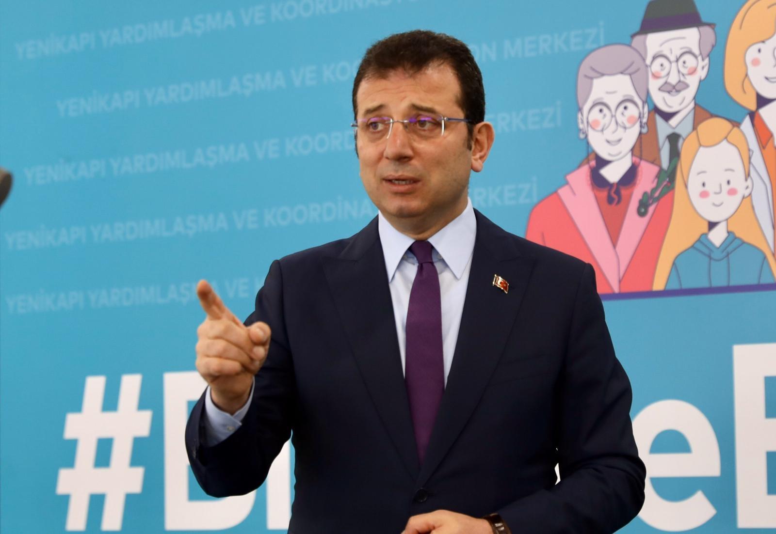 İMAMOĞLU'NDAN İSTANBULLULARA  ÖNEMLİ ÇAĞRI...