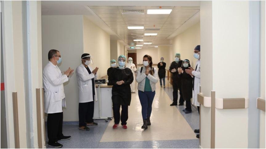 Türkiye'de Kovid-19'dan iyileşen hasta sayısı 1326'ya ulaştı...