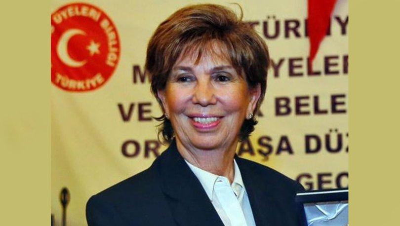 İlk kadın Çevre ve Turizm Bakanı Işılay Saygın hayatını kaybetti...