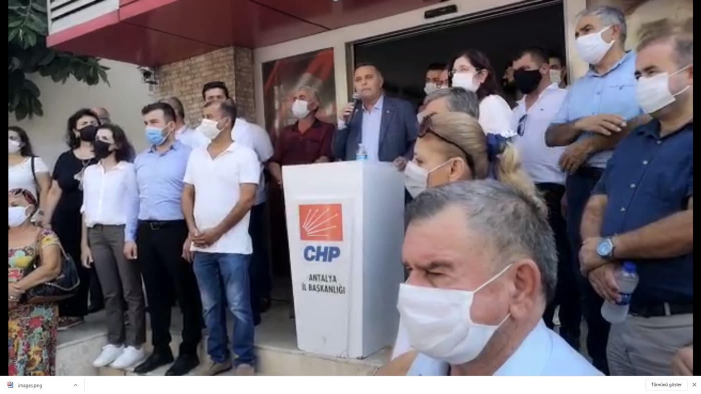 CHP'nin Eğitim Sürecine ilişkin Açıklaması...