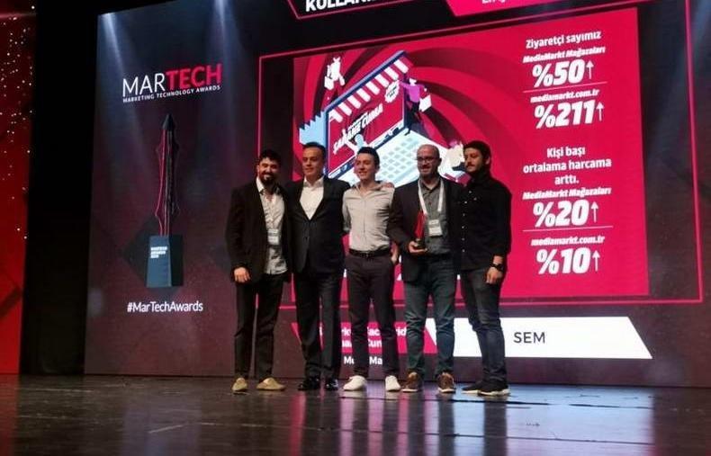 MediaMarkt Türkiye ödüllere doymuyor ...
