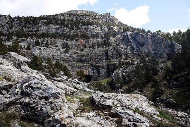 Dünyanın en uzun mağaralarından Tınaztepe'ye ziyaretçi akını...
