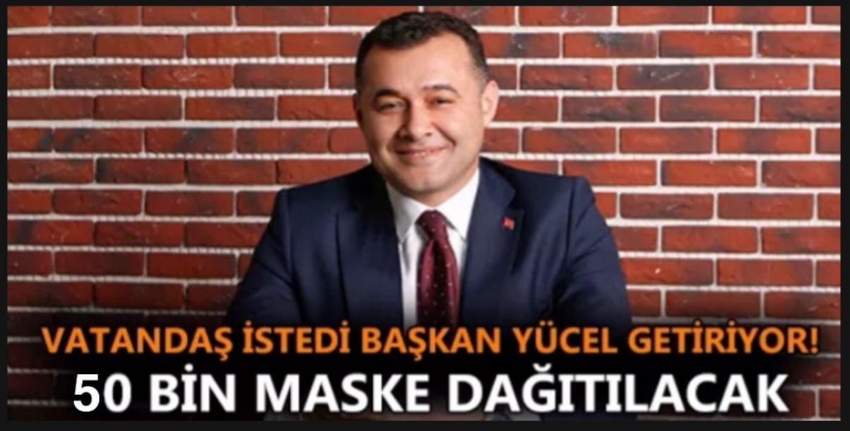 BAŞKAN ADEM MURAT YÜCEL YİNE FARKINI GÖSTERDİ...