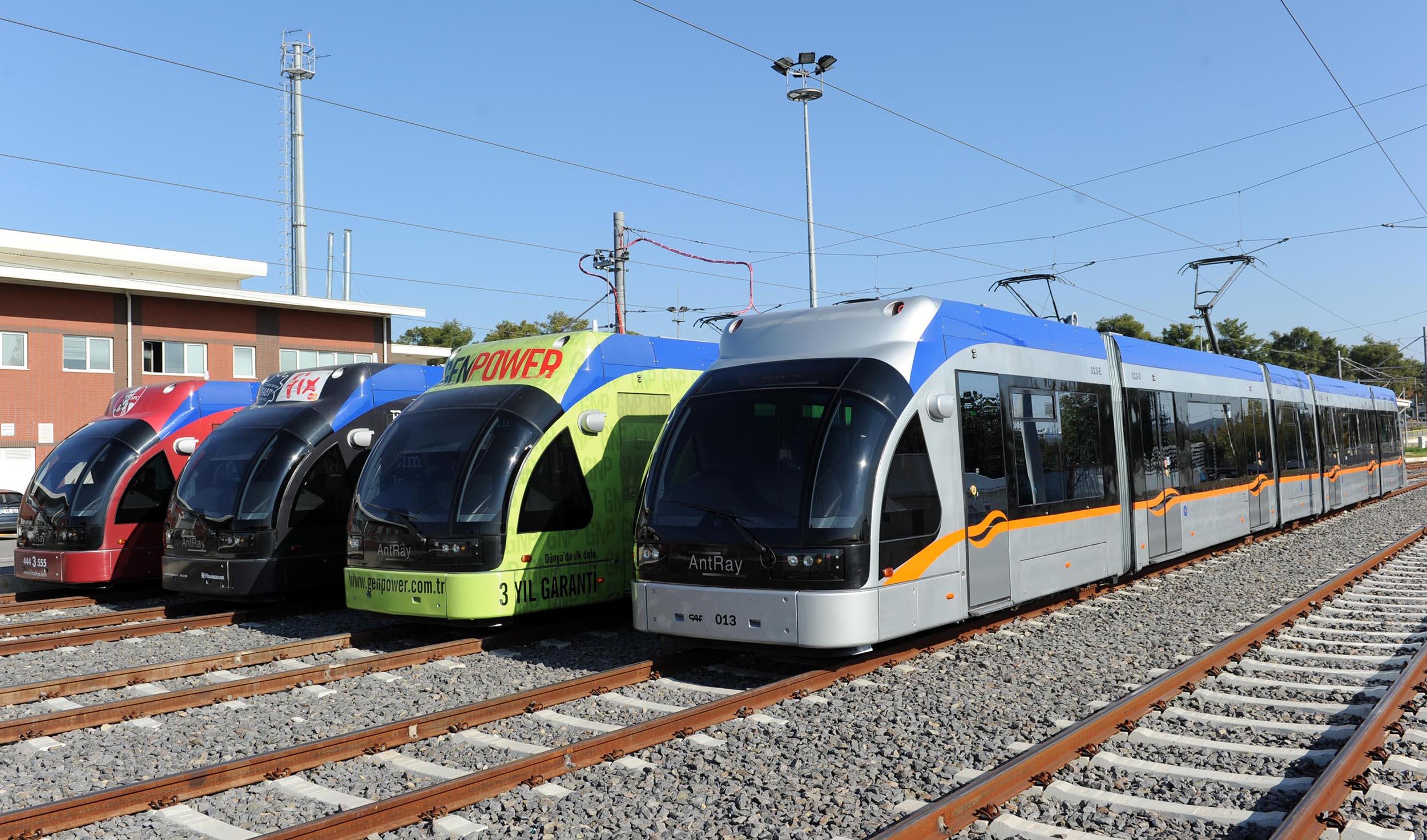 Antalya'da 19 Mayıs'ta toplu ulaşım ücretsiz...