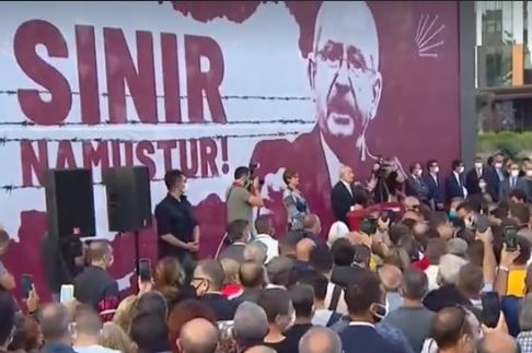CHP'nin yeni il binasını açan Kılıçdaroğlu'ndan partililere talimat...