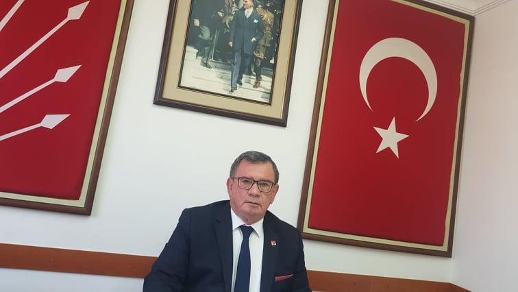 CHP ALANYA İLÇE BAŞKANI DA YASAĞI ELEŞTİRDİ...