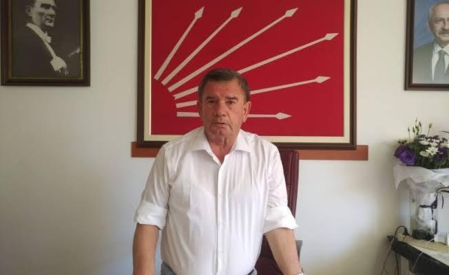 Alanya'da CHP İlçe Başkanı Karadağ'ın acı günü...