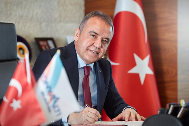 BAŞKAN MUHİTTİN BÖCEK'TEN DOĞRU TESPİT...