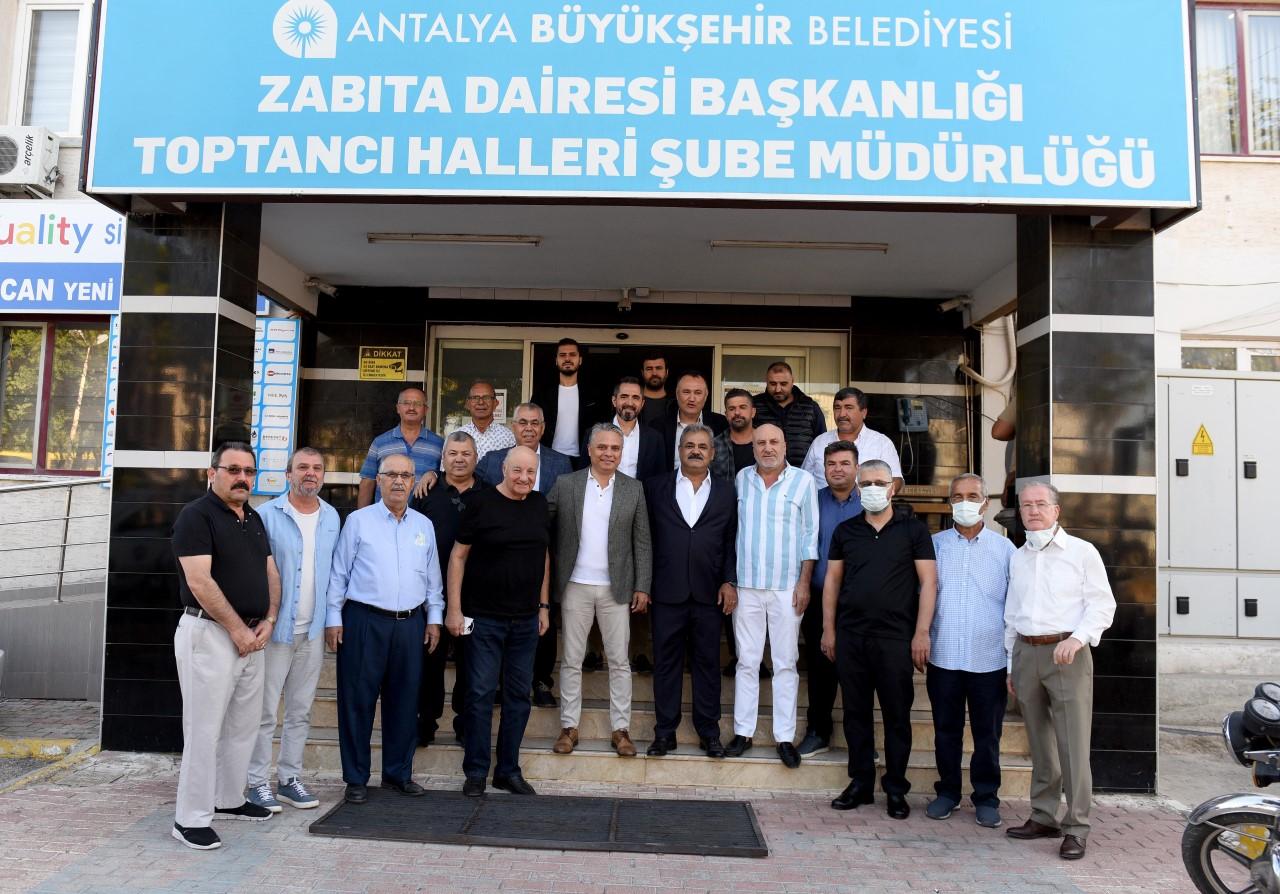 Muratpaşa'da Akdeniz'in geleceği konuşulacak...