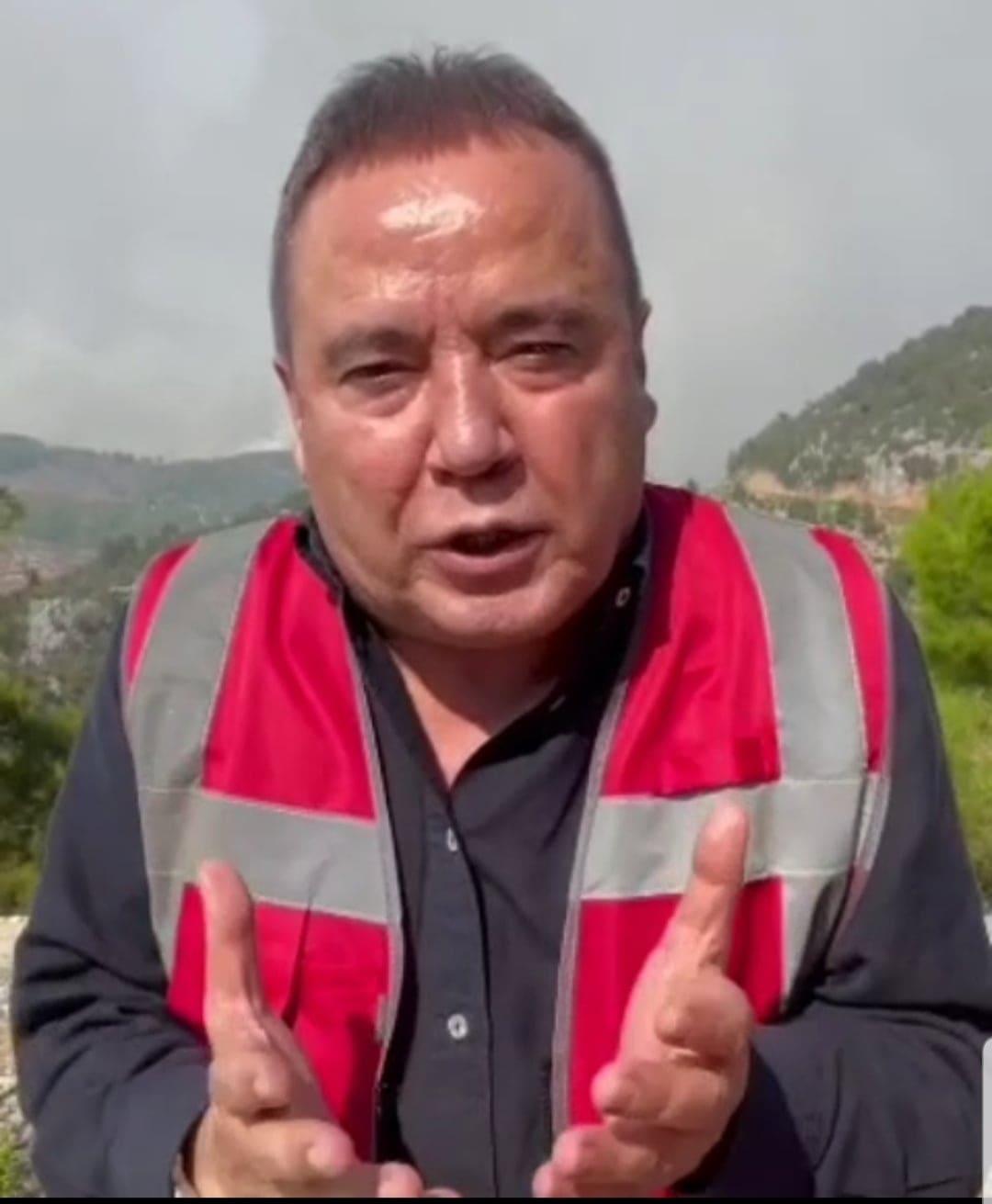 MUHİTTİN BÖCEK TEDBİR AMAÇLI HASTANEYE KALDIRILDI...