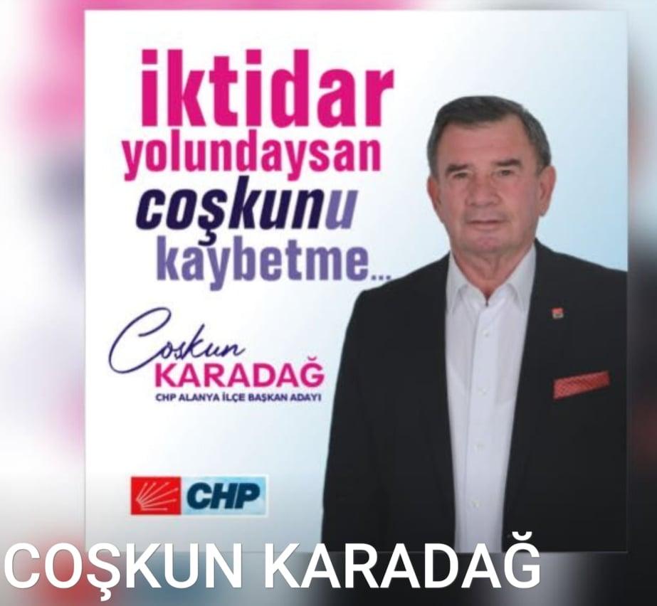 İKTİDAR YOLUNDAYSAN COŞKUNU KAYBETME...