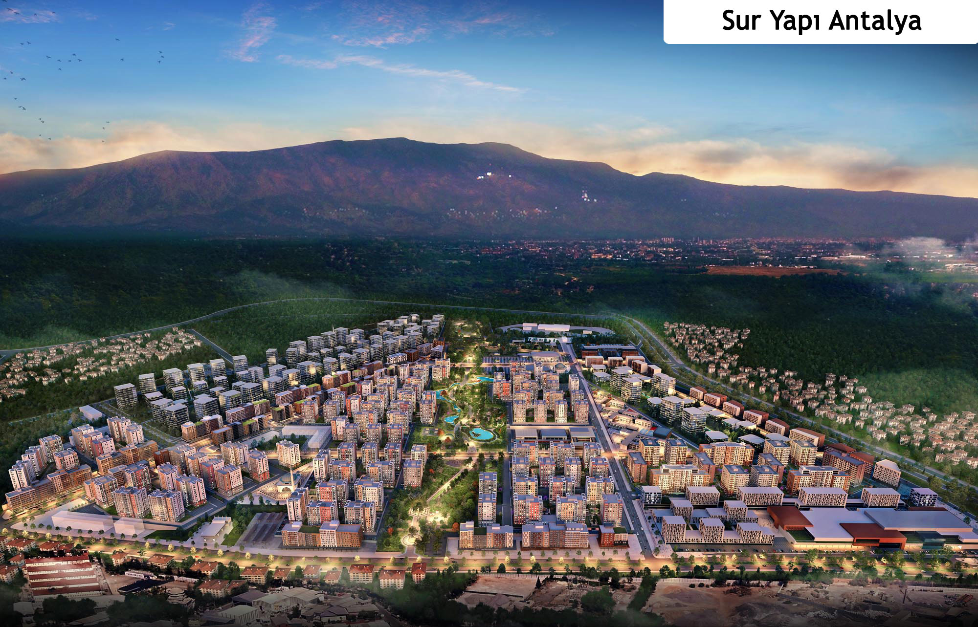 Sur Yapı'dan ''Her Yeni Ev Yeni Bir Yolculuk'' kampanyası...