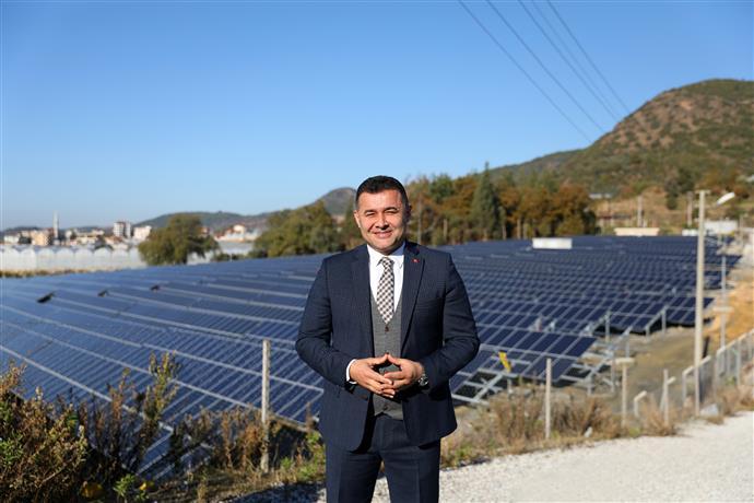 """BAŞKAN YÜCEL: """"ENERJİ TASARRUFU GELECEĞE YATIRIMDIR""""..."""