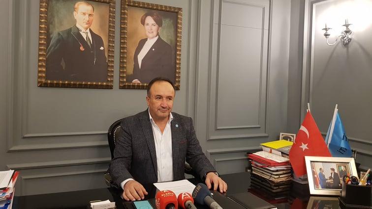"""YÜCEL APAYDIN:""""KADINA ŞİDDETE EN AĞIR CEZALAR VERİLMELİ""""..."""