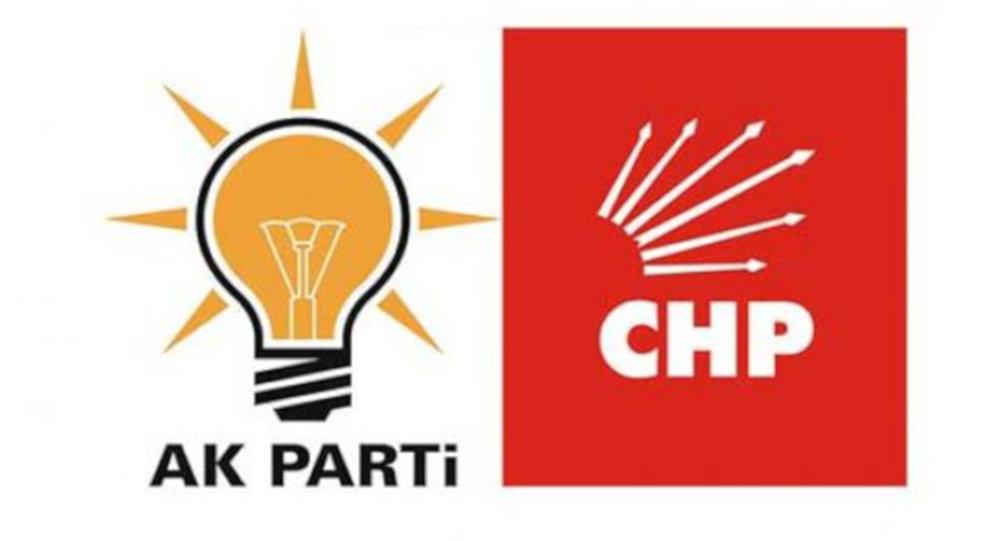 AK PARTİDEN İSTİFA EDİP, CHP YE GEÇTİ...