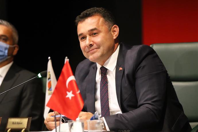 """TÜRÇEV'DEN ALANYA BELEDİYESİ'NE """"EN İYİ ÇEVRE EĞİTİM ETKİNLİĞİ"""" ÖDÜLÜ..."""