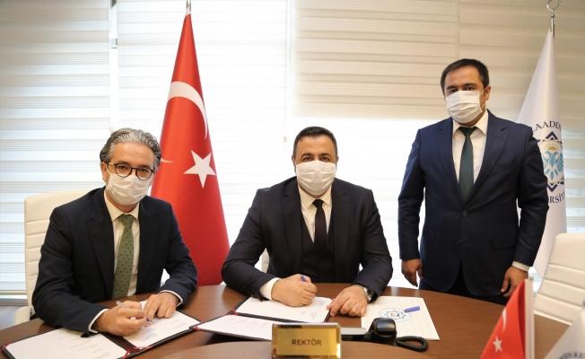 ALKÜ'de işçiler için toplu sözleşme imzalandı...