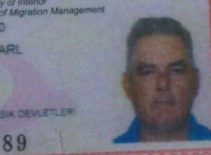 Alanya'da yaşayan Amerikalı adam evinde ölü bulundu...