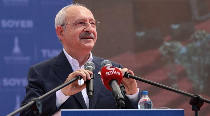 """KILIÇDAROĞLU: """"AMPÜL PATLAYACAK,GÜNEŞ DOĞACAK""""..."""