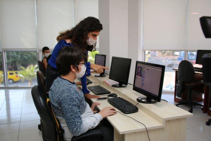 Antalya ATABEM kurslarına öğrencilerden yoğun talep...