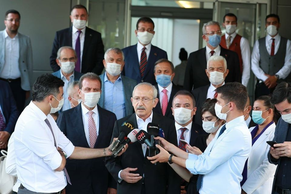 Kılıçdaroğlu'ndan 'çoklu baro' açıklaması: AYM'ye başvuracağız...