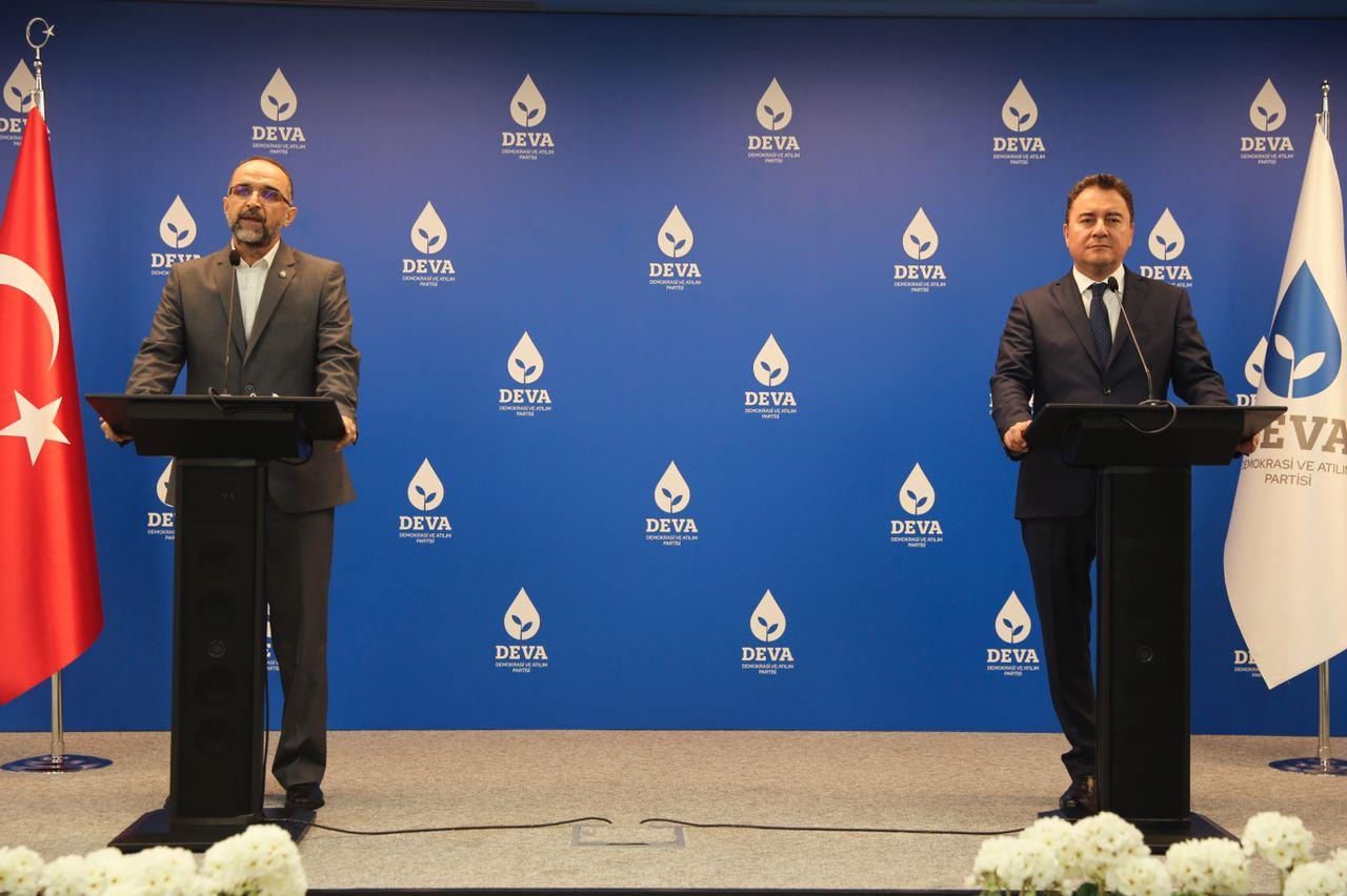 """Babacan: """"Milliyetçilik bu ülkenin her bir vatandaşını aynı samimiyetle kucaklayabilmektir.""""..."""