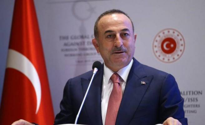 Bakan Çavuşoğlu'ndan önemli açıklamalar...