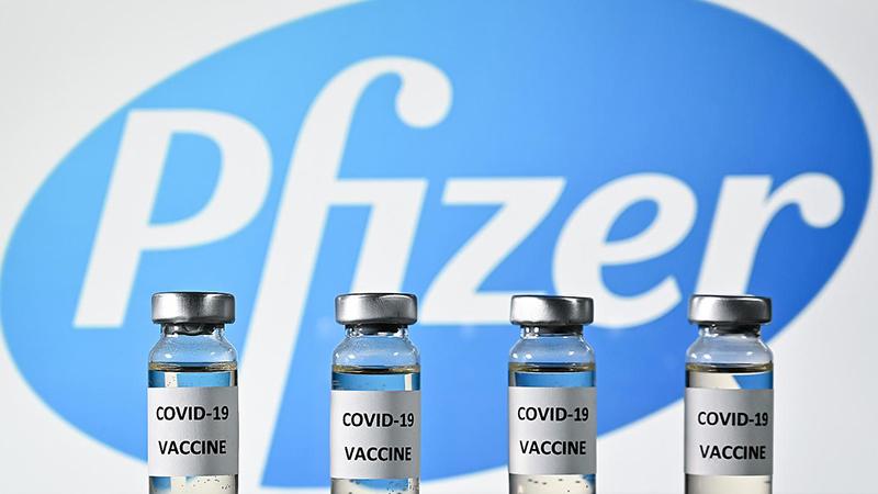 Koronavirüs Pfizer/BioNTech aşısında üçüncü dozun yüzde 95.6 etkili olduğu belirtildi...