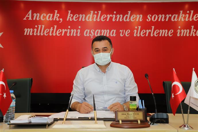 BAŞKAN YÜCEL'DEN DEMİRTAŞ'A İMAR MÜJDESİ...