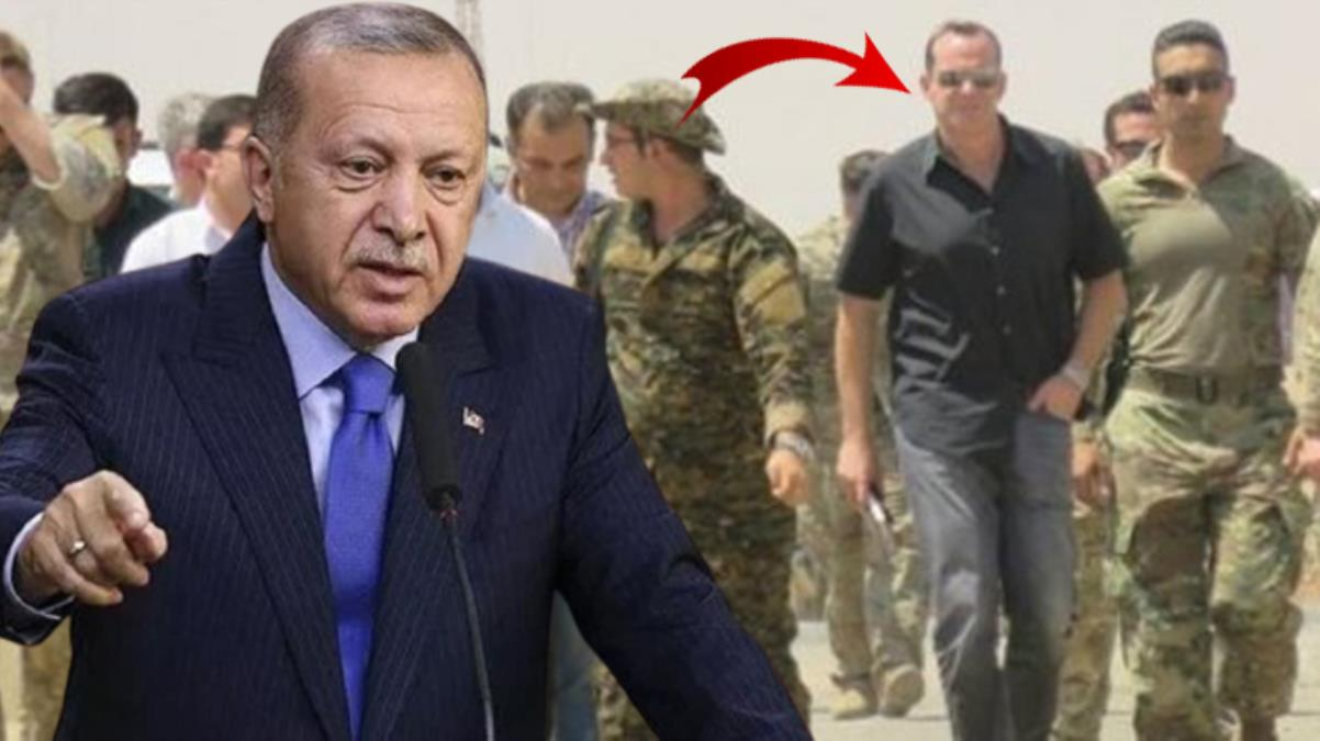 """Kim bu Erdoğan'ın """"Beni ciddi manada rahatsız ediyor"""" dediği McGurk?"""