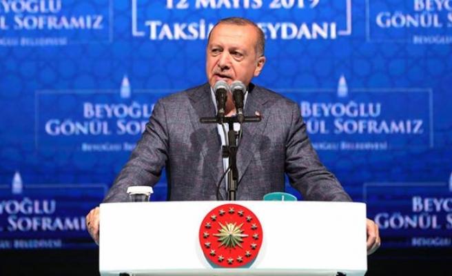 Erdoğan'dan Fenerbahçe taraftarına tehdit gibi tepki: 'Hepsi kayda giriyor'