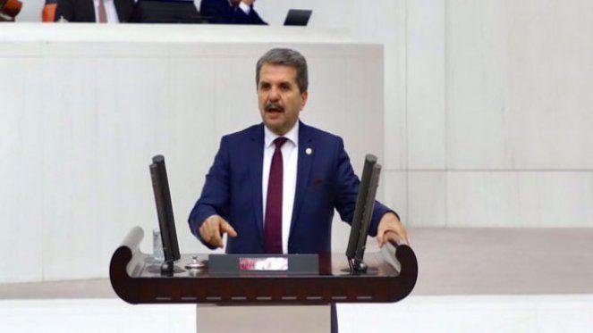 İYİ Parti Antalya Milletvekili Bahşi'den kanun teklifi...