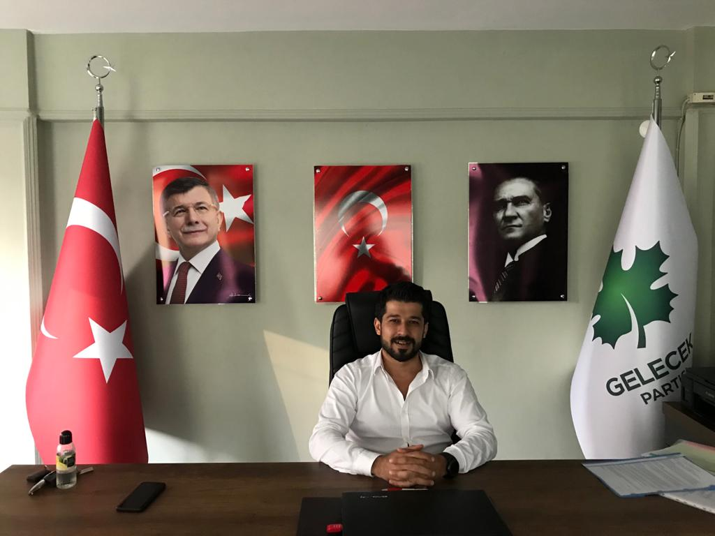 GELECEK PARTİSİ ALANYA İLÇE BAŞKANI İLE DOBRA DOBRA...