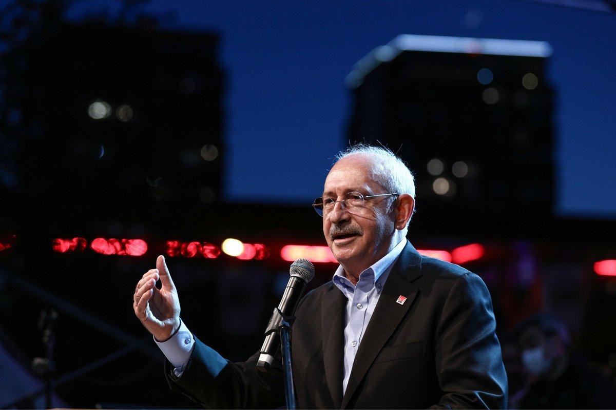 Kemal Kılıçdaroğlu'ndan Cumhurbaşkanı Erdoğan'a '10 bin dolar alan siyasetçi' eleştirisi...