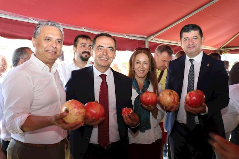 GAZİPAŞA NAR FESTİVALİNDE 2.GÜN....