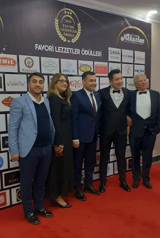 Favori Lezzetler Favori Mekanlar Yarışması'nda Paçacı Şemsi 4. oldu...