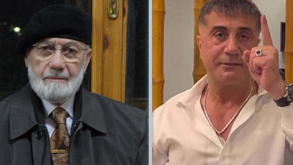 Sedat Peker'den SADAT'a: 'Silahlanın' çağrısını yapmam ortak fikirdi, 'oluk oluk kan dökülme çıkışını yapacağından haberdar değildik' diyemezsiniz...