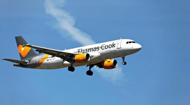 Dünyanın en büyük seyahat şirketlerinden Thomas Cook iflasın eşiğinde...