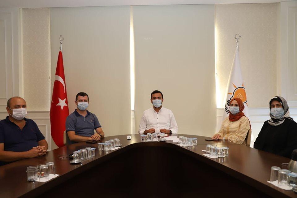 Başkan Toklu uyardı! Korona virüse karşı dikkatli olalım...