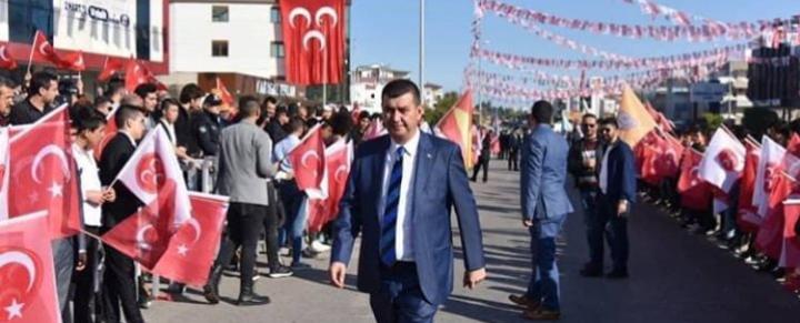 TÜRKDOĞAN KONGREYE EMİN ADIMLARLA YÜRÜYOR...