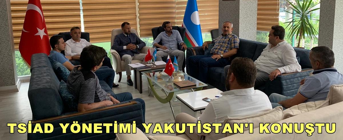 Yakutistan ile Yeni Gelişmeler...