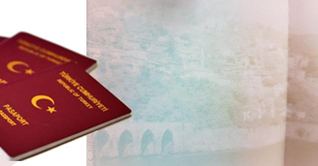Yeni pasaportlarda 'Alanya' sürprizi...